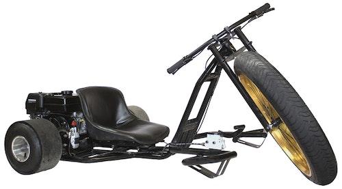OBG Rides Drift Trike