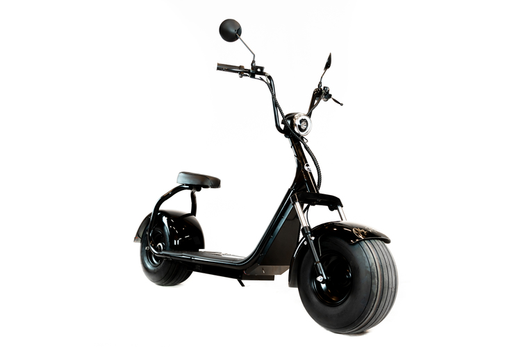 OBG Rides Elscooter V1 2000W
