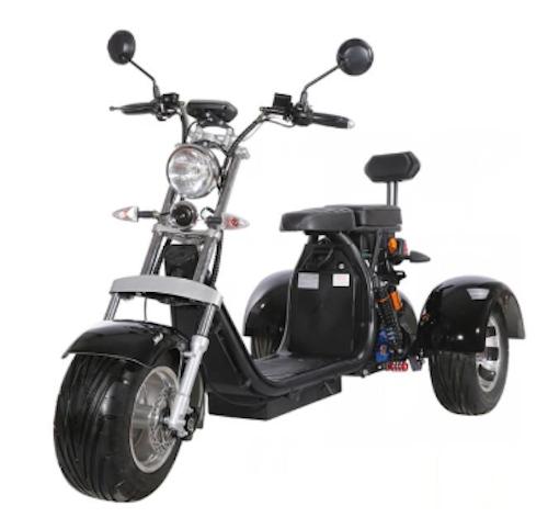 OBG Rides T1 *EU-Moped*