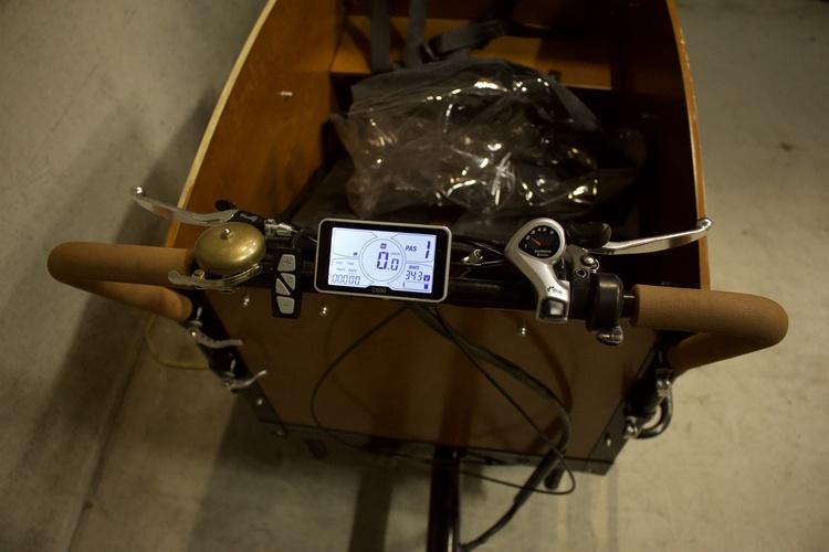 OBG Rides Cargo 250W - Skick 3/5