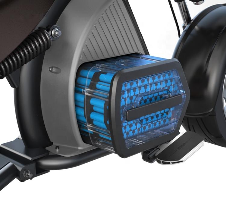 OBG Rides V7 EU-Moped