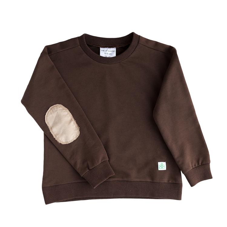 Sweatshirt brun
