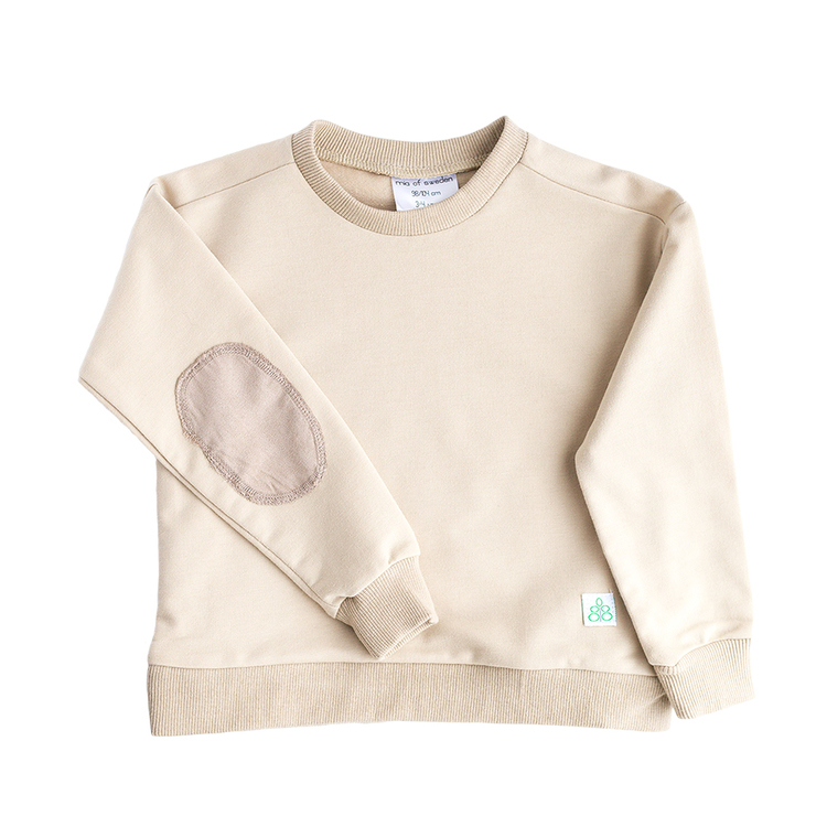 Sweatshirt beige