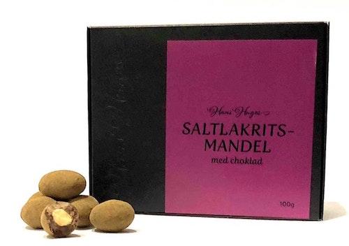 SALTLAKRITSMANDEL
