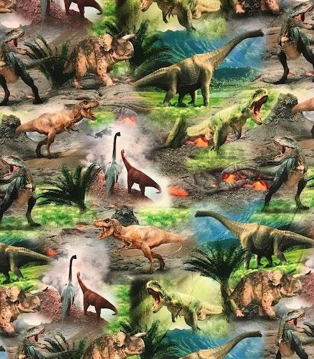 Dinosaurier #503, mössa, ökotex