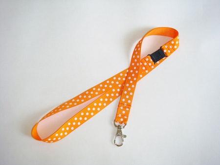 PolkaPrick, Orange #NB5