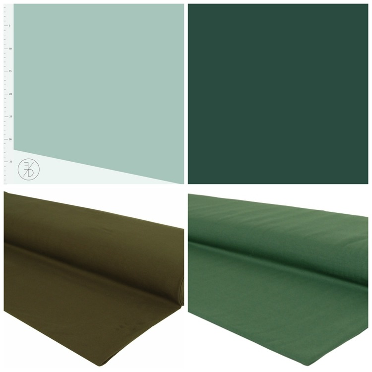 Enfärgat Grönt - Meps