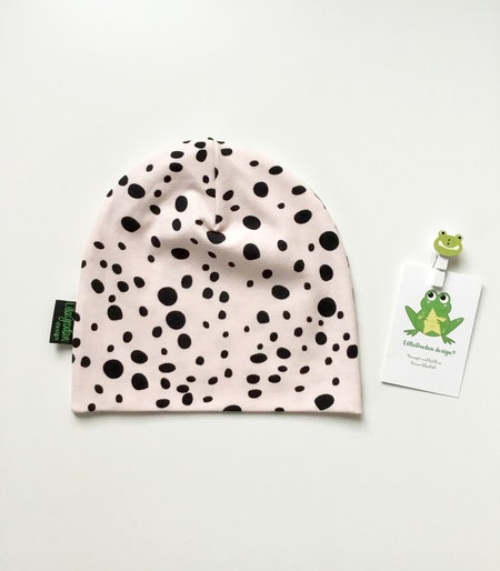 Baggymössa i Leopard Rosa, #M416