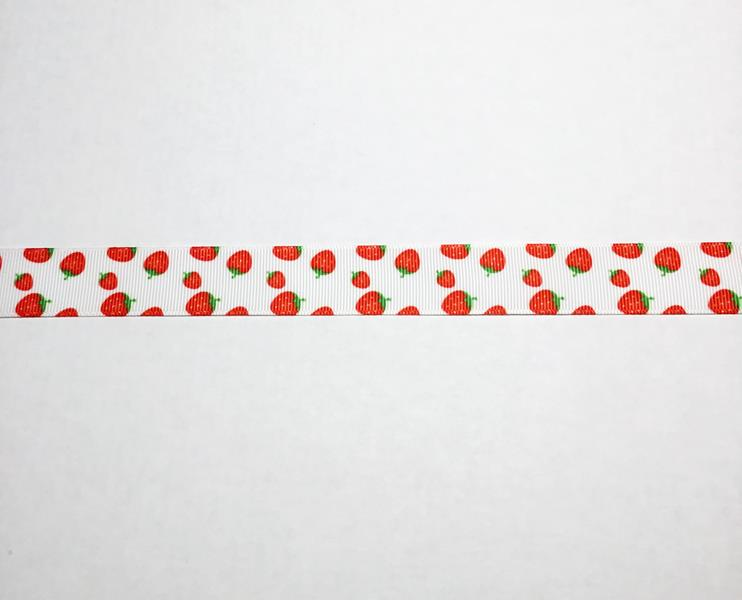Jordgubbar, Vit #V87 - Vanthållare