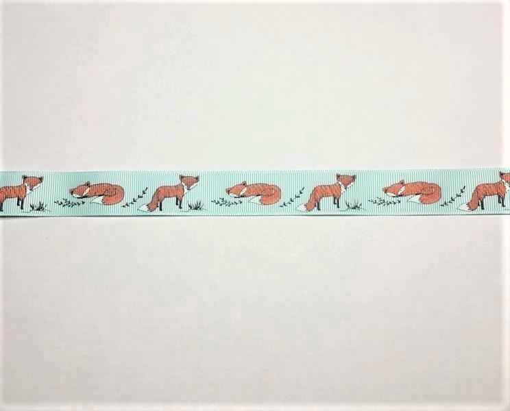 Räven Foxy, Mint #V149 - Vanthållare