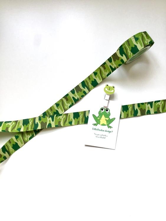 Camo, Grön #N151 - Napphållare