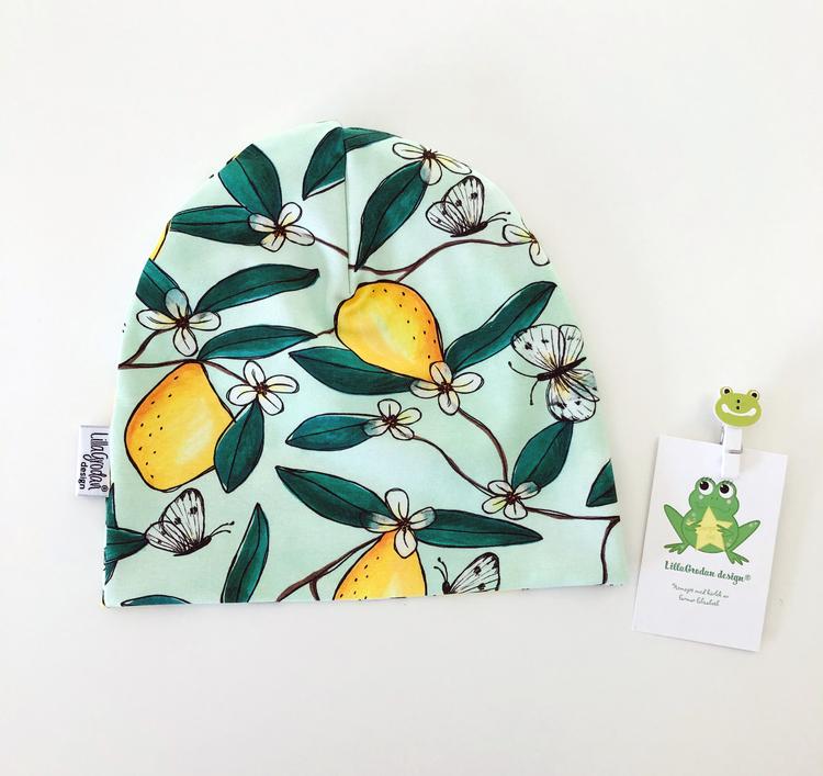 Citroner, Grön - Mössa
