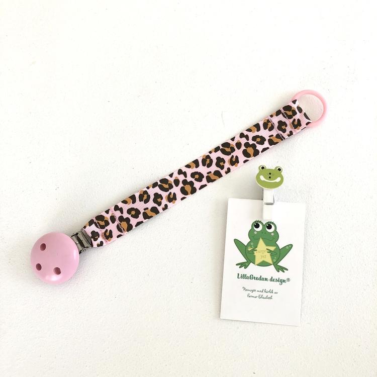 Leopard, Rosa #N26 - Napphållare