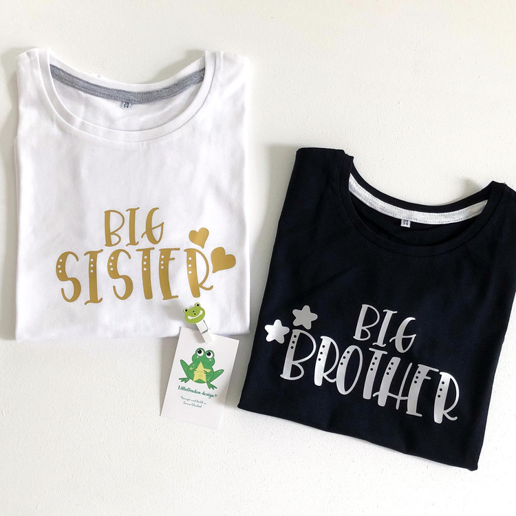 T-shirt - Big Brother/Big Sister