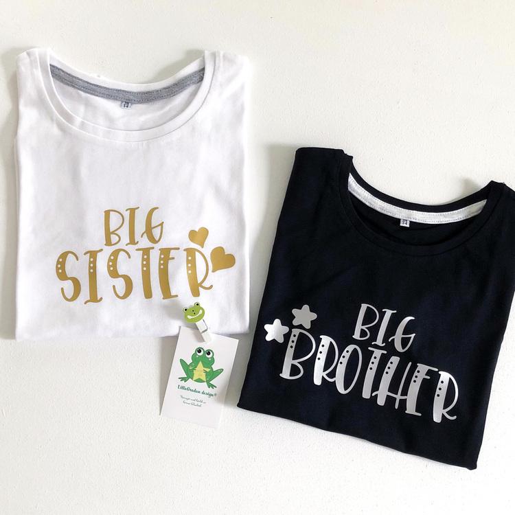 T-shirt - Big Brother/Big Sister