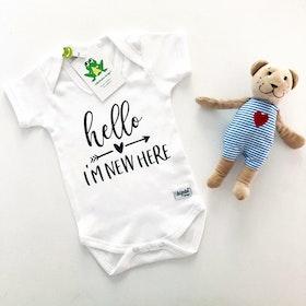 Body - Hello, I´m new here
