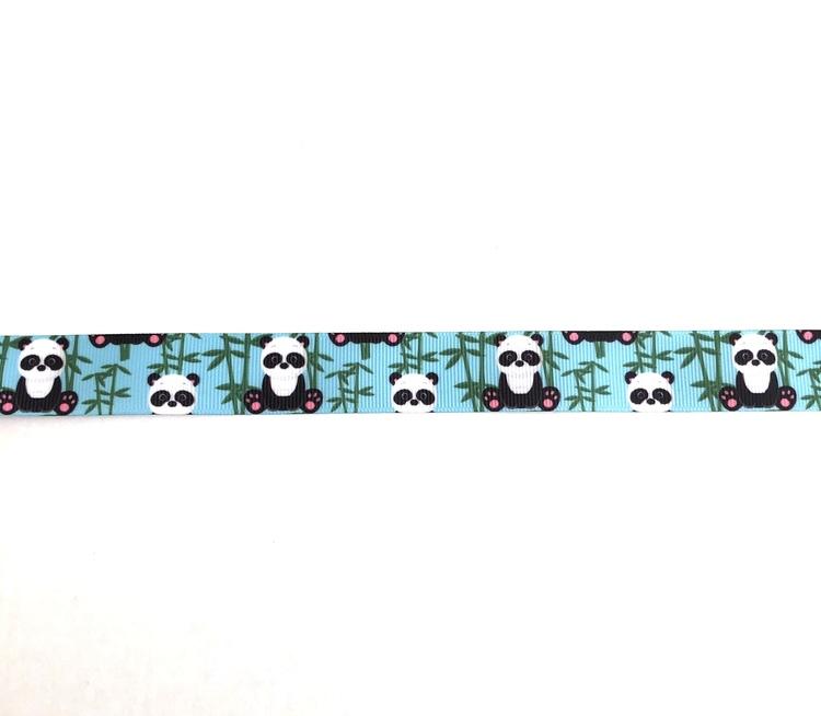 Panda Bamboo, Turkos #V134 - Vanthållare