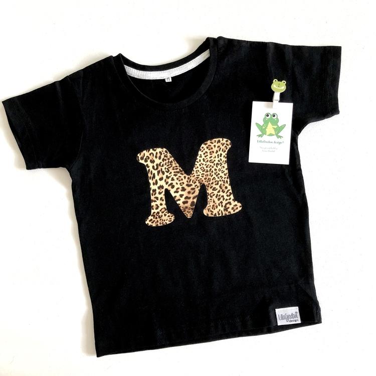 T-shirt - Bokstav