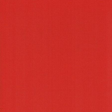 Tygbild, tyg till mössa - Enfärgat Klarröd #613, ekologisk trikå