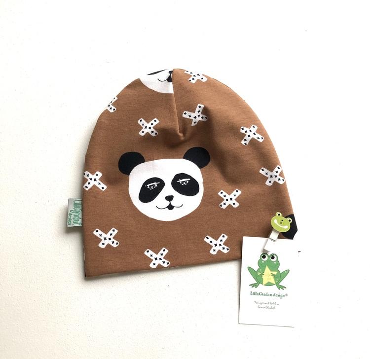 Panda X, Nougat - Mössa
