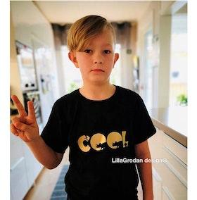 T-shirt med Namn/Ord - Egen text