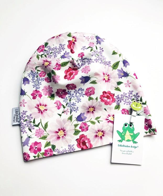 Blomster Wilma, Rosa - Mössa