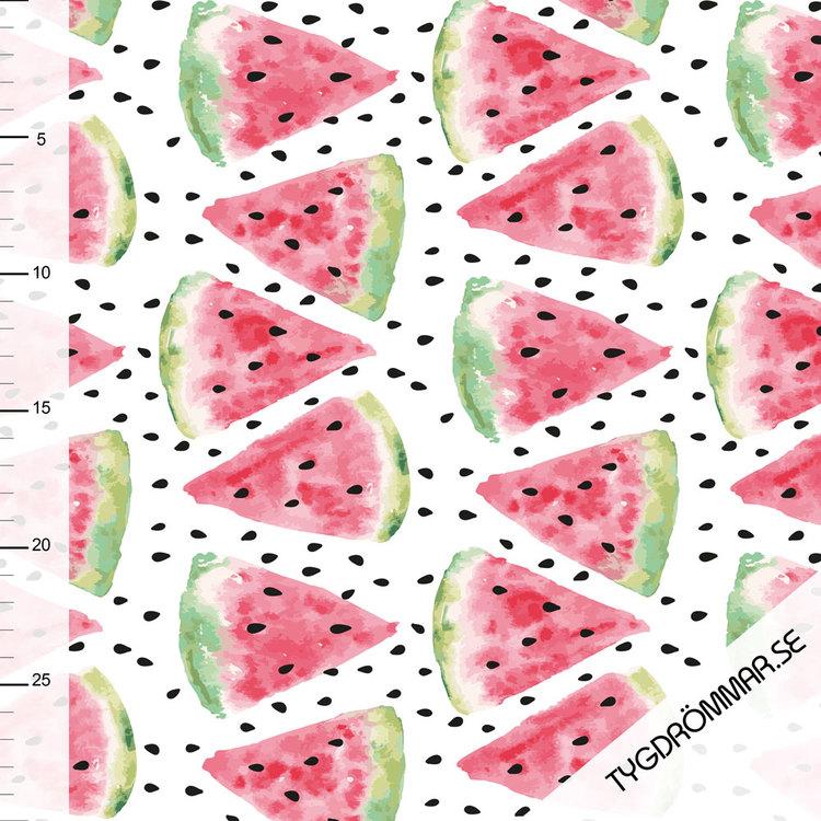 Vattenmelon, Vit - Mössa