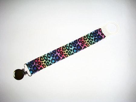 Napphållare med leopardmönster - Leopard, Mix #N105