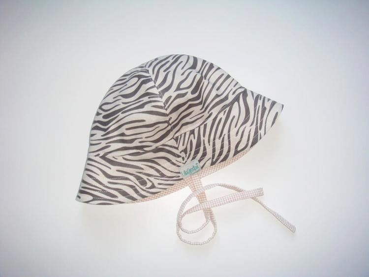 Zebra, Beige/Grå #S58