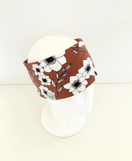 Pannband 15 cm - Anemone, Rost #P467