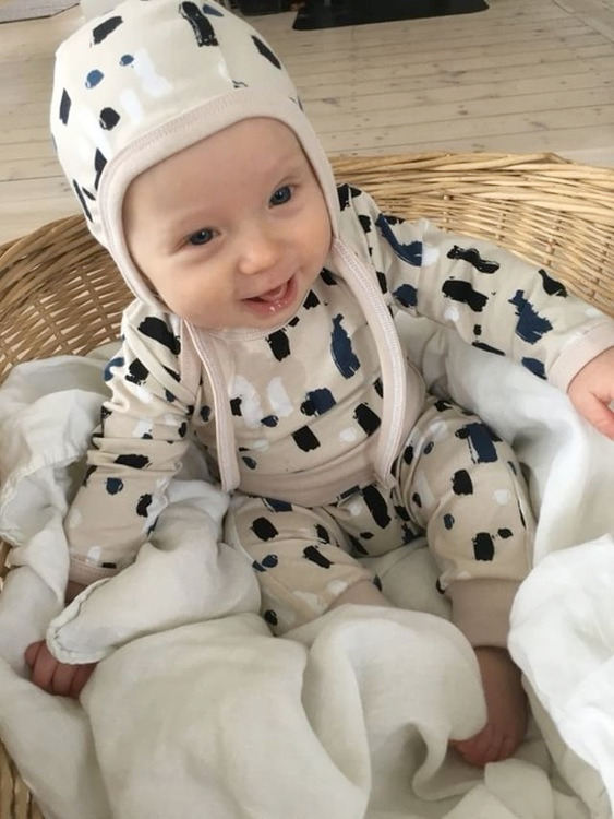 Stora Babysetet - Eget Tygval
