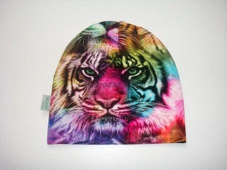 Baggymössa i Tigrar, Regnbågsfärg #M450
