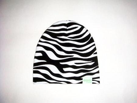 Baggymössa i Zebra #M164