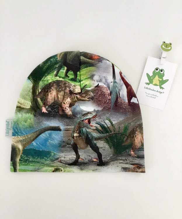 Dinosaurier - Mössa