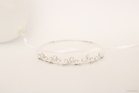 TIARA CIRCLET - PEARLS ARE FOREVER: 5:A