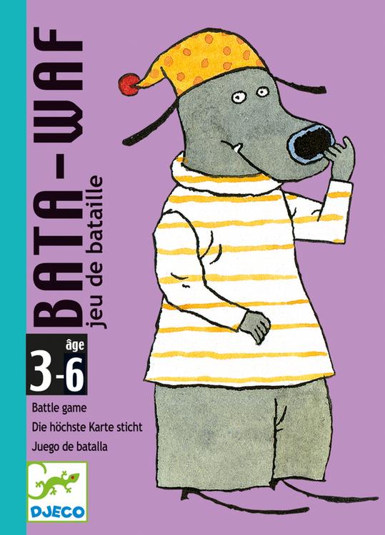 FYND - Bata-waf - Spelet där den största hunden vinner