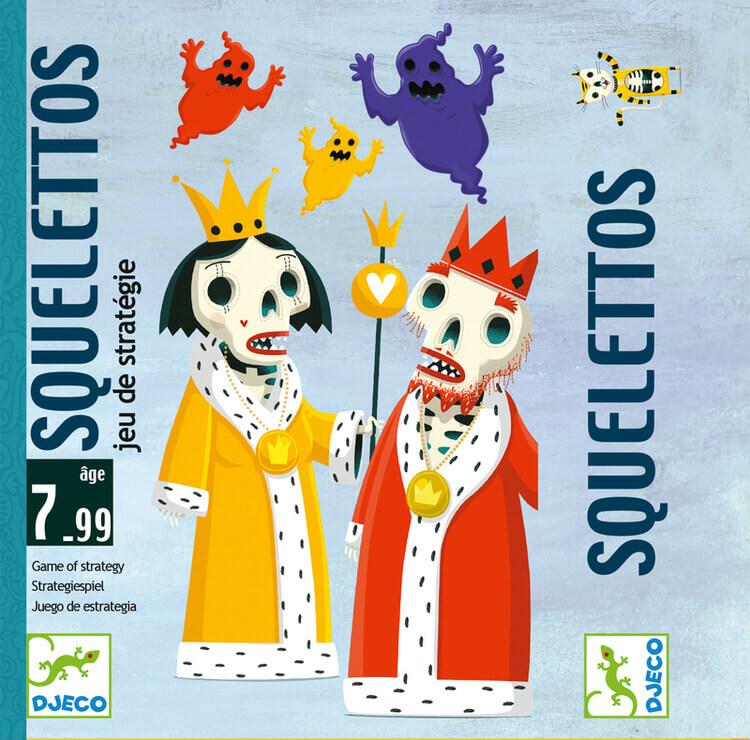 FYND - Squelettos - Samla på skelett!
