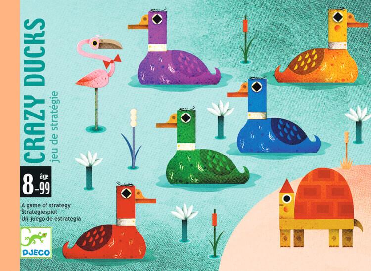 FYND - Crazy ducks - Avslöja dem genom att räkna benen!