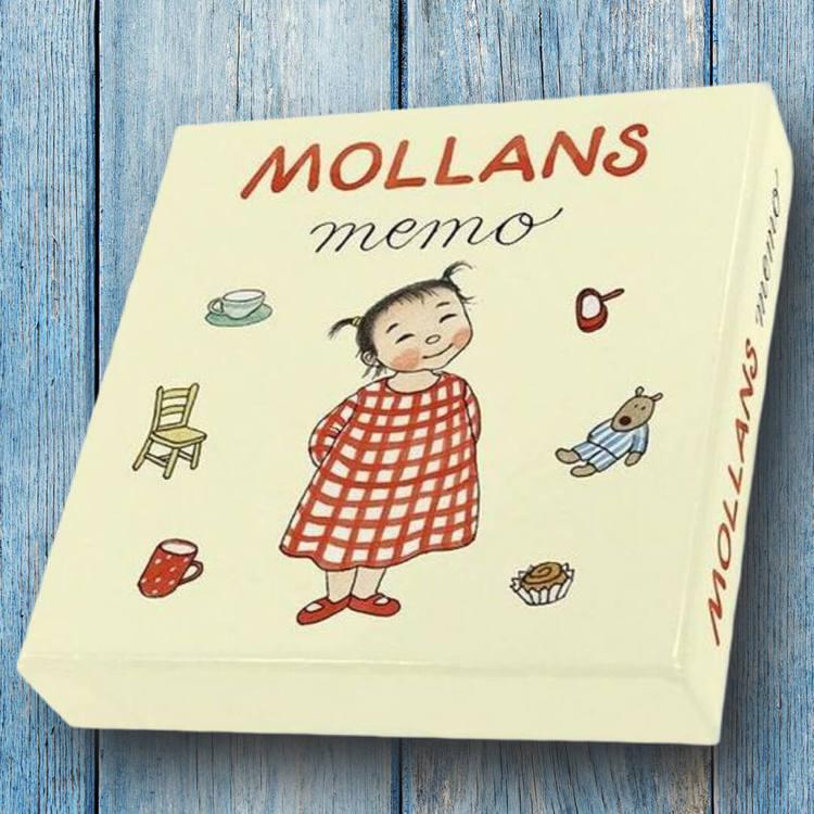 Mollans memory - Ett spel med igenkänning för de minsta