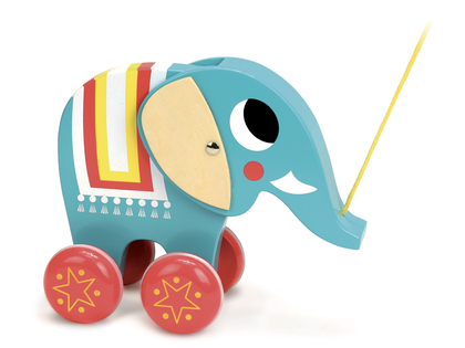Dragdjur 'Elefant' Ingela P. Arrhenius från Vilac