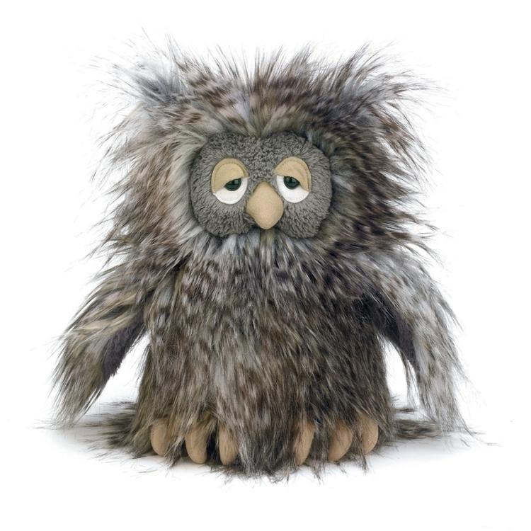 Orlando Owl - Ruggugglan från Jellycat