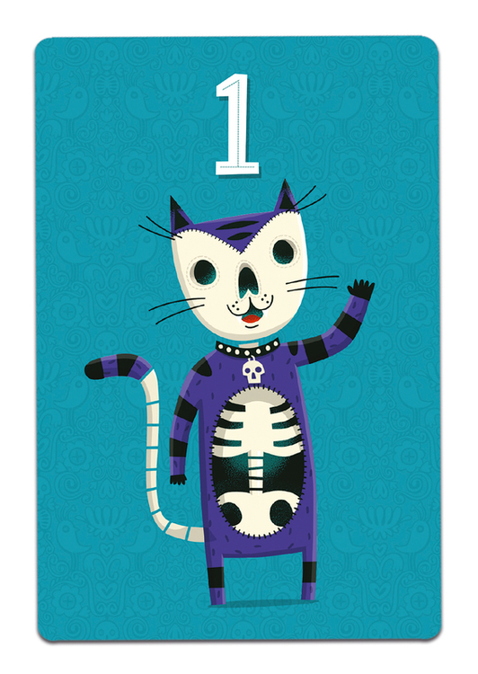 Squelettos - Samla på skelett!