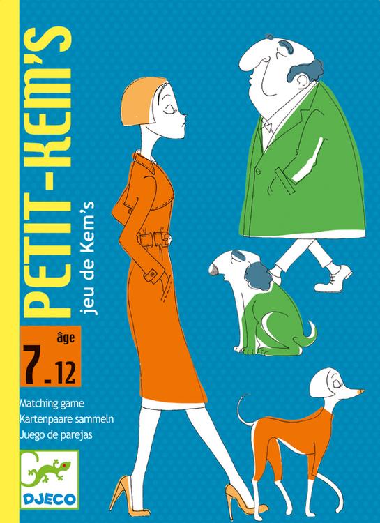 Petit-Kem's - Spelet med hemliga tecken