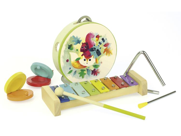 Flera instrument i samma kit!