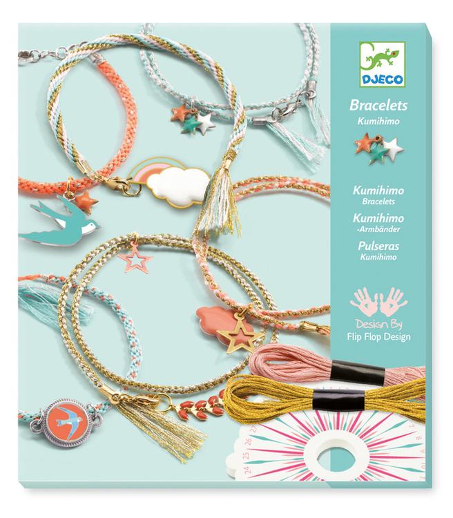 Jewellery, Celeste - Gör egna armband