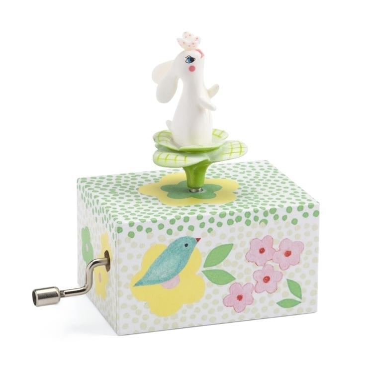 Speldosa- Kanin (Musicbox, Bunny)