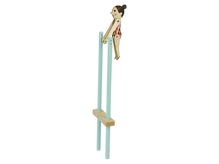 Akrobatklämmor av Ingela P. Arrhenius, Vilac - Lindanserska