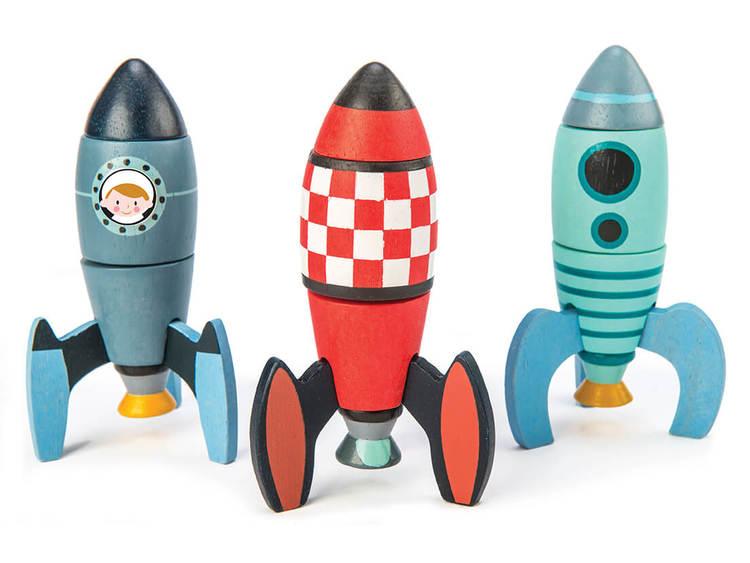 Stapellek 'Raketer' från Tender Leaf Toys