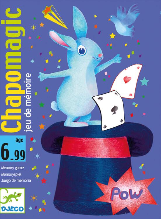 Chapo Magic - Ett trollerispel från Djeco