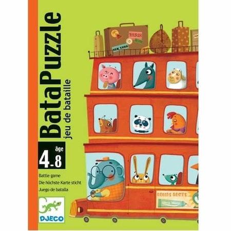Batapuzzle - Ett spel som är ett pussel från Djeco
